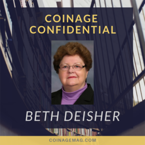 COINage Confidential: Beth Deisher
